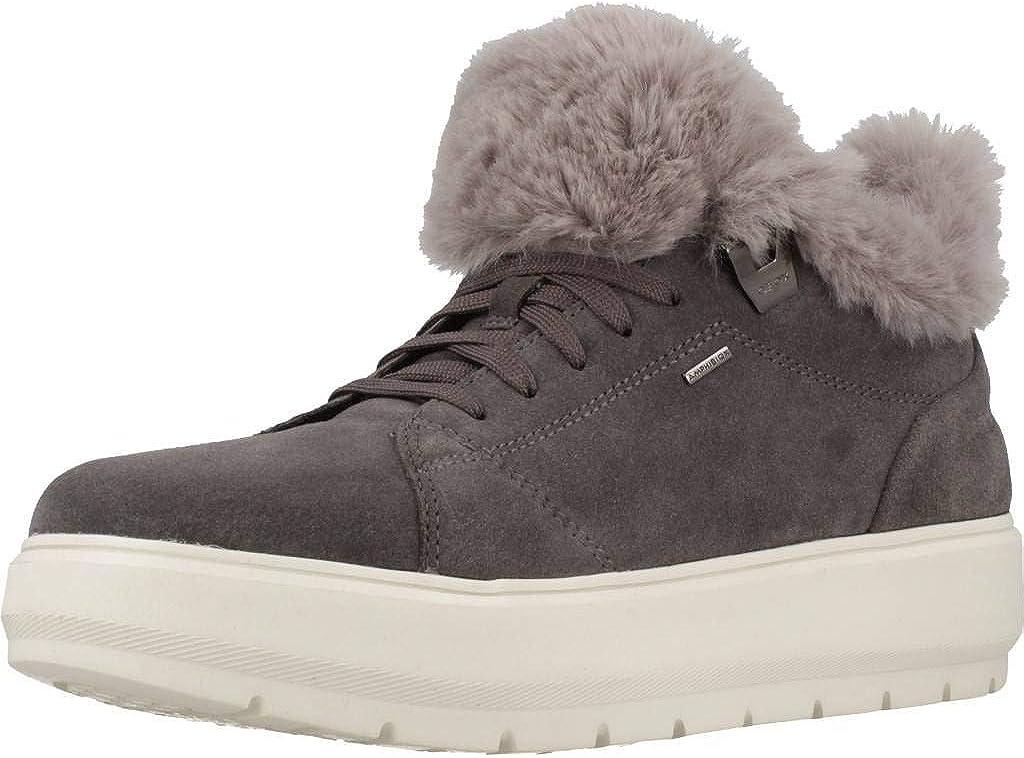 Prehistórico abogado diámetro  Geox Women's D Kaula B ABX a Low-Top Sneakers | Fashion Sneakers -  Amazon.com