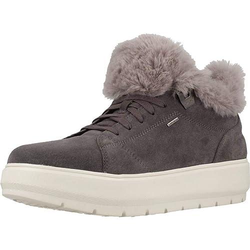 Kaula Basses Geox Dd B Abx ASneakers Femme 0nOw8NPkXZ