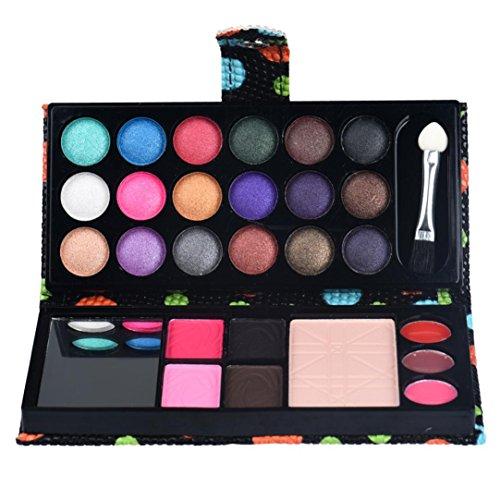 ❤JPJ(TM)❤️ Women Eyeshadow,26 Colors Girls Fashion Waterproof Eye