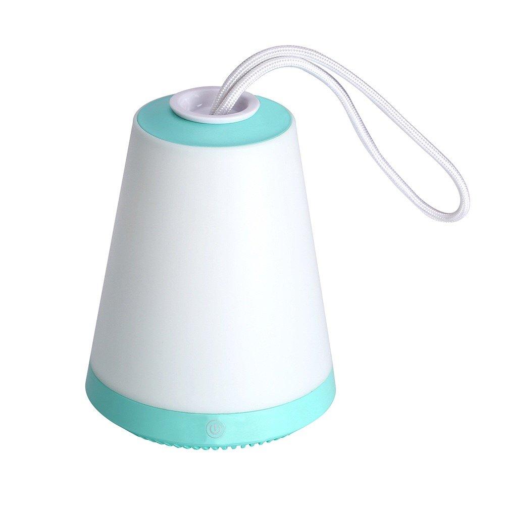 LEDテーブルランプ、子供デスクナイトライト、ポータブルベッドサイドランプ、with 4-modes単一色と7色呼吸暖かいホワイトキャンピングランタンのリビングルーム子供部屋寝室by stajoy ( Volcano ) B078W78SHB