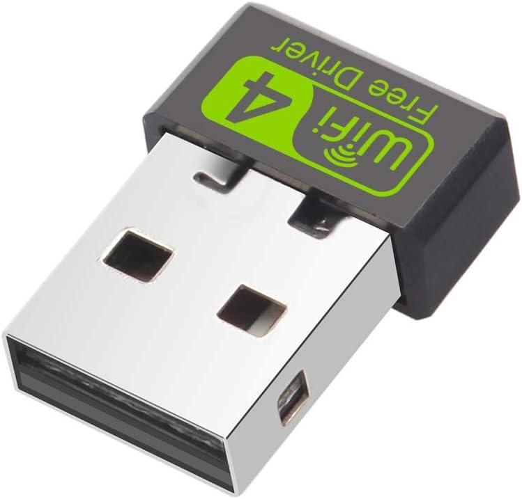 Getue Super Fast USB WLAN Stick Wireless Transmission Supports Windows 7//8 8.1//10
