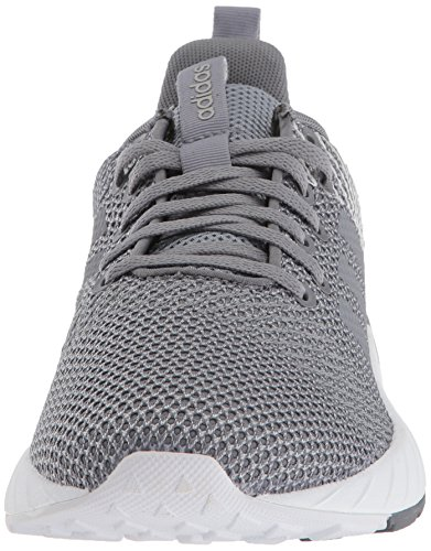 adidas Men's Questar BYD Running Shoe, Grey/Cloud White, 6.5 M US by adidas (Image #4)