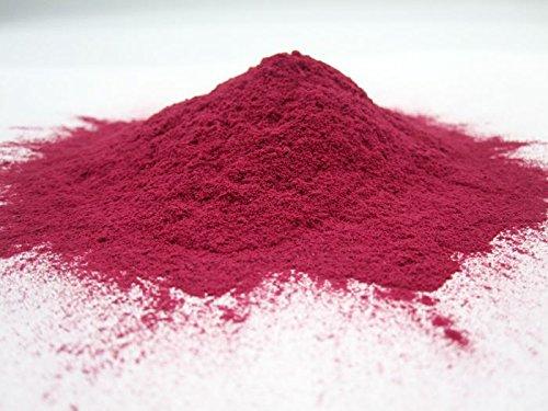 Rote Bete Pulver Natürliche Lebensmittelfarbe 100 G Amazonde