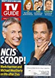 TV Guide Oct 21- Nov 3, 2013 NCIS SCOOP!