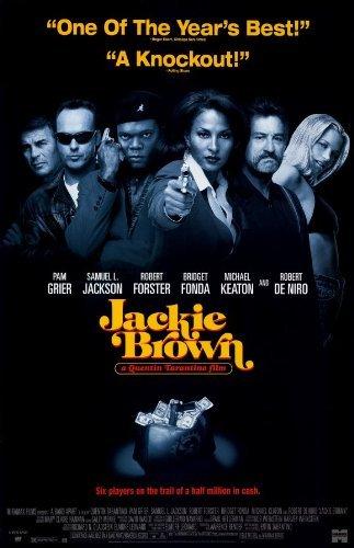 Jackie Brown POSTER Movie