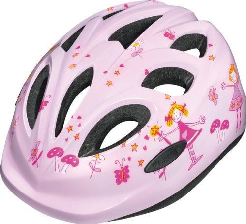 ABUS SMILEY HELMET PRINCESS M-L 50-55CM PRINCESS M-L 50-55CM by ABUS
