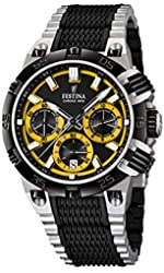 Men's Watch - Festina Tour de France - Chrono Bike - F16775/7