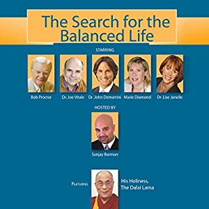 The Search for the Balanced Life Audiobook
