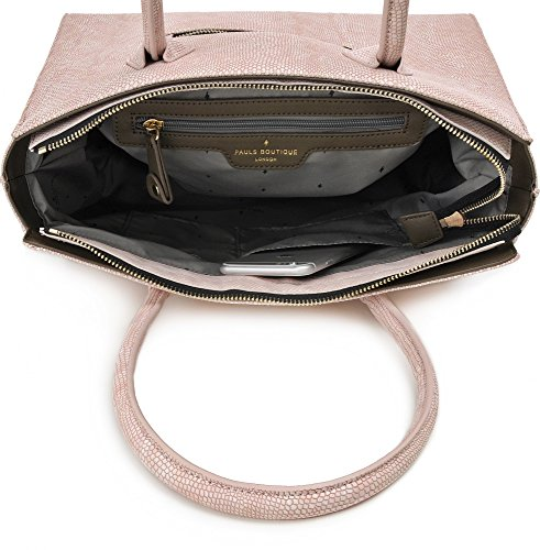 new styles 6ab07 8fd22 Handtas Pink Dusty Pauls Coco Boutique Pbn126203 wZntI