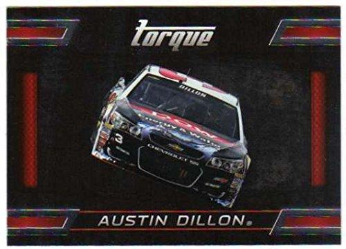 2016 Panini Torque Racing #88 Austin Dillon Dow Chemical/Richard Childress Racing/Chevrolet Official NASCAR racing card from Panini - Racing Childress Richard