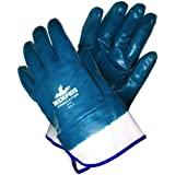 Memphis Glove 9761R Predator Fully Coated Nitrile by MCR Safety