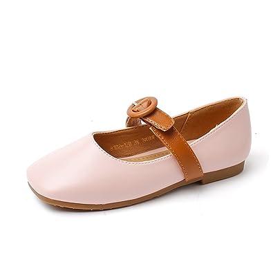 Girls Casual Schuhe Wasserdicht Slip-on Kindermode Mary Jane nO1kmNjd4