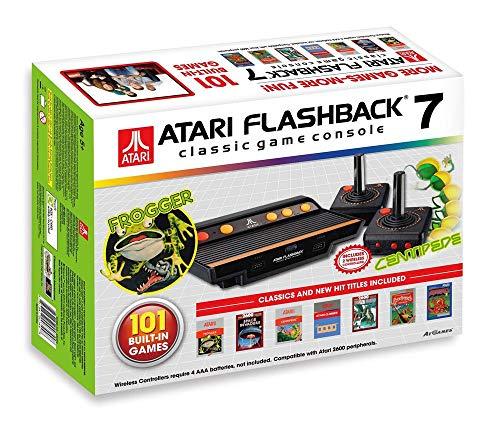 Amazon com: Atgames Atari Flashback Ultimate Portable Game