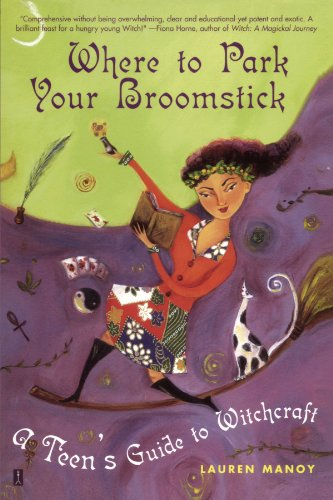 Where to Park Your Broomstick: A Teen's Guide to - Willow Park Bend