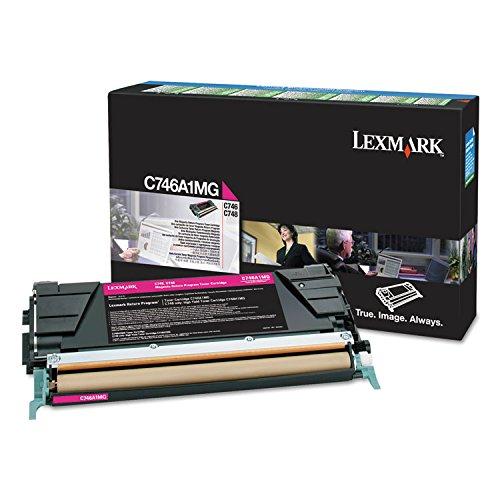 LEXC746A1MG - Lexmark C746A1MG Toner