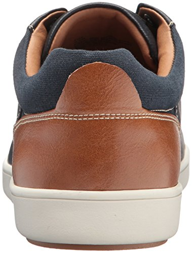 Steve Madden Mens Fisk Fashion Sneaker Navy