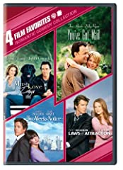Must Love Dogs, You've Got Mail, Two Weeks Notice, & Laws of Attraction MUST LOVE DOGS INCLUDES: • Widescreen Version [16x9 2.4:1] • Additional Scenes • Pass the Beef Gag Reel • Theatrical Trailer • Languages: English & Français (Dubb...