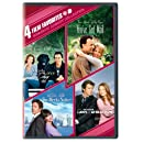 4 Film Favorites: Romantic Comedies (Laws of Attraction, Must Love Dogs, Two Weeks Notice, You've Got Mail: Deluxe Edition)