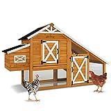 Pet Squeak Hen House Chicken Coop