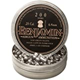 Benjamin .25 Caliber Domed Pellets