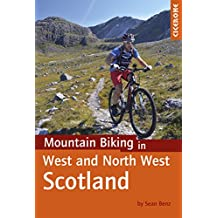 Mountain Biking in West and North West Scotland (Cycling Guides)