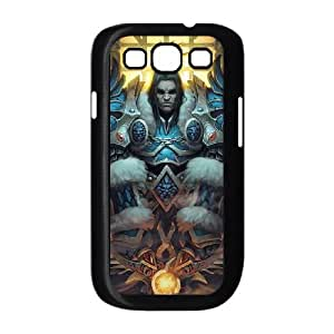 Samsung Galaxy S3 9300 Cell Phone Case Black Varian Wrynn 09 Vlvln