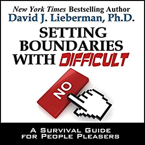Setting Boundaries with Difficult People Audiobook