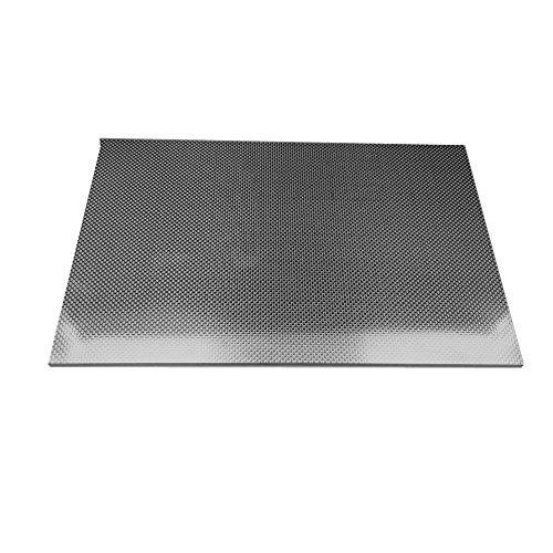 200X300X1.0MM 100% 3K Plain Weave Carbon Fiber Sheet laminate Plate Panel Carbon Fiber Sheet