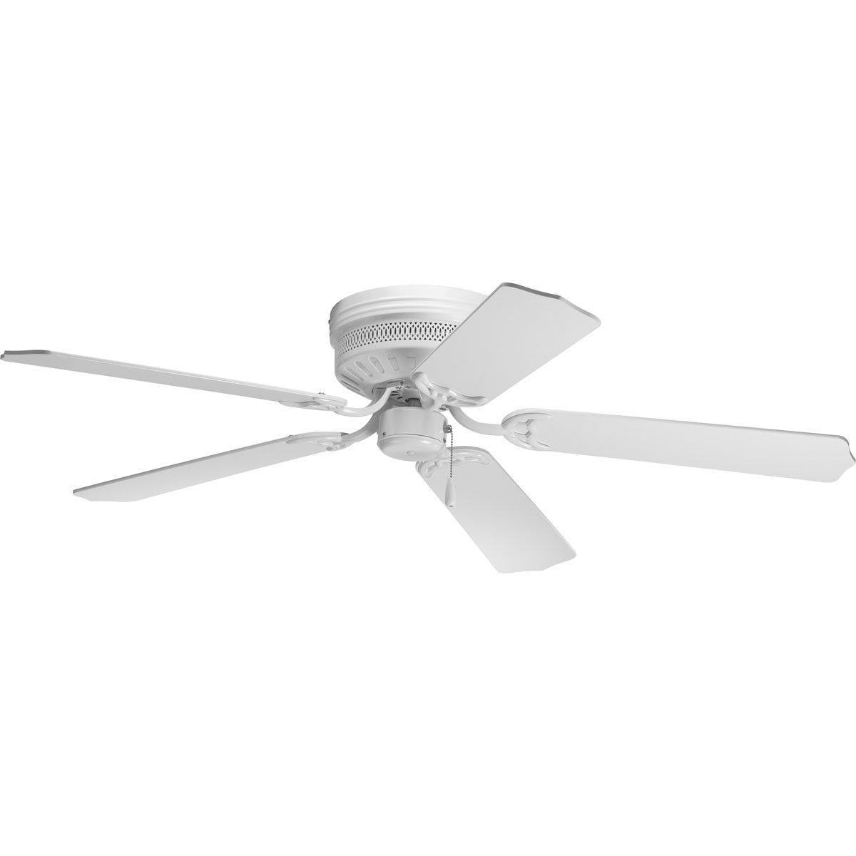 Amazon.com: Progress Lighting P2525-30 52-Inch Hugger 5 Blade Fan ...