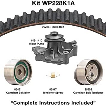 Dayco WP295K1E Timing Belt Kit with Water Pump