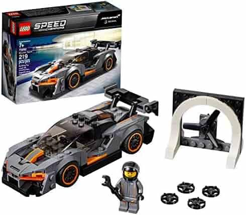 LEGO Speed Champions McLaren Senna 75892 Building Kit (219 Pieces)