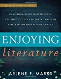Enjoying Literature, Arlene F. Marks, 1475807392
