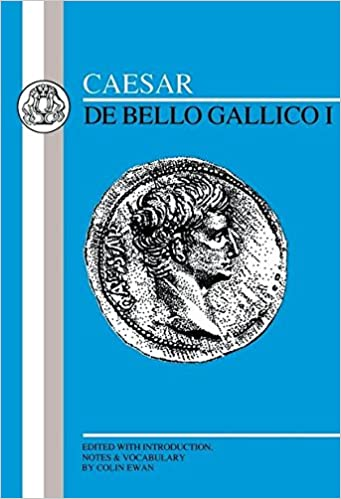 Amazon caesar de bello gallico i latin edition caesar de bello gallico i latin edition latin reprint edition fandeluxe Gallery