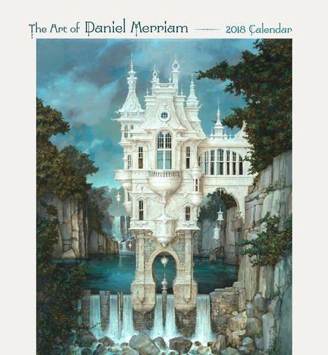 The Art of Daniel Merriam 2018 Wall (Daniel Merriam Art)