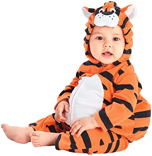 Carter's Baby Boys' Costumes, Little Tiger, 3-6]()