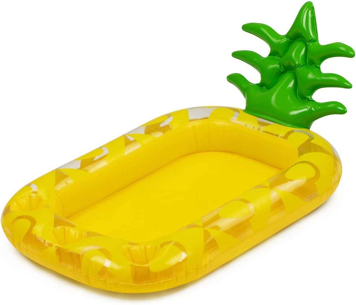 Amazon.com: Vickea - Soporte hinchable para piñas, piscina ...