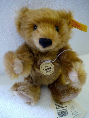 Gold Plated Teddy Bear - Steiff 1903 Classic 8