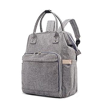 Sac Grande Langer Dos Care Couche Capacité Multi Function Sacs Bag À Baby q44Tvnt0