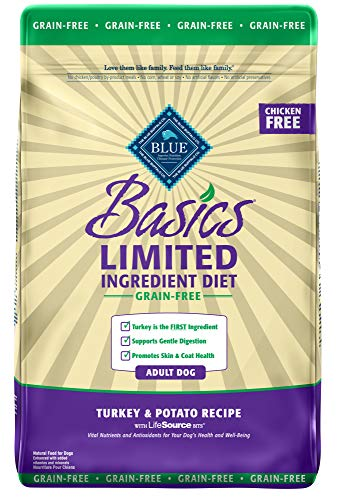 Best Chicken Free Dog Food