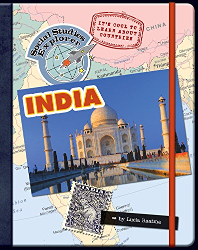 It's Cool to Learn About Countries: India (Explorer Library: Social Studies - Kids About All For Pakistan