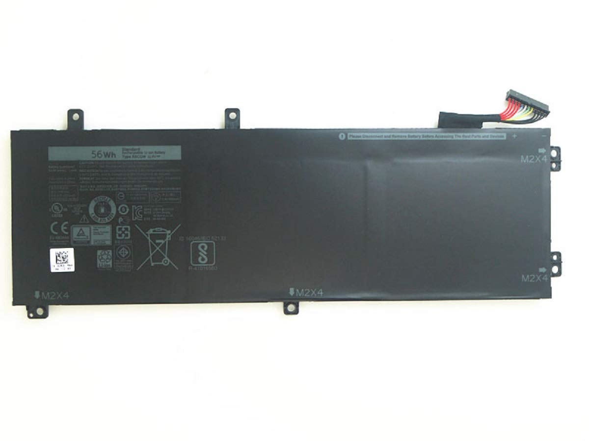Dentsing RRCGW Battery for Dell XPS 15 9550 Precision 5510 56WHR