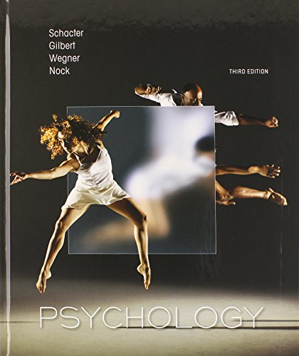 Psychology & LaunchPad 6 Month Access Card -  Daniel L. Schacter, Student, Misc. Supplies