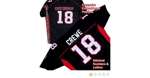1dbdf70e240 Amazon.com : Longest Yard Mean Machine Jersey Paul Crew Movie Jersey : Sports  Related Merchandise : Sports & Outdoors