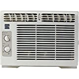 Kenmore 5 000 BTU Window-Mounted Mini-Compact Air Conditioner – White