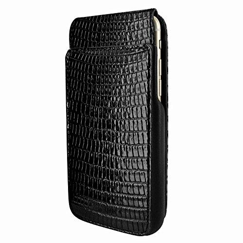 Piel Frama 771 Black Lizard UltraSliMagnum Leather Case for Apple iPhone 7 Plus / 8 Plus by Piel Frama (Image #3)