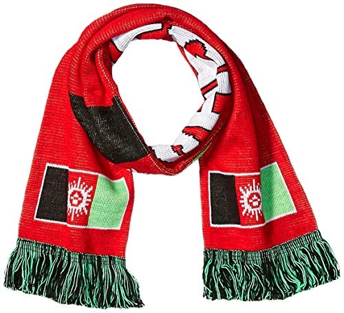 Ruffneck International Soccer, Flag Scarfs by Country, One Size, Assorted Teams