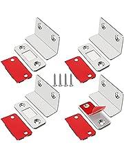 Magnetische snapper kastmagneten Stark Jiayi L Shapedeurmagneet zelfklevende schuifladen magneet deur meubels magneetsluiting kast magneten voor kastdeuren meubelmagneten meubels magneet deursluiter