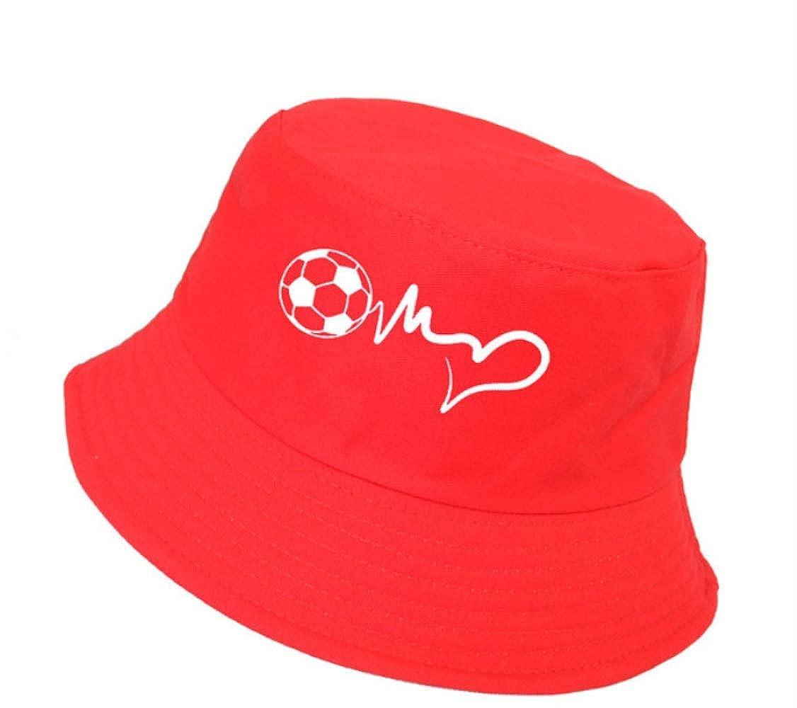 Balón de fútbol Deportivo Heartbeat Bucket Hat Hombres Mujeres ...