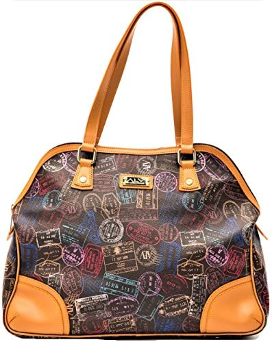 ALVIERO MARTINI Borsa Spalla Donna Piccola Moka Small Bag Woman Brown