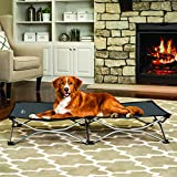 Carlson Pet Products 8025 Elevated Folding Pet Bed 47